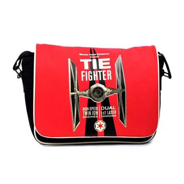 Star Wars Messenger Bag (TIE Fighter)