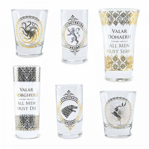 Game of Thrones Premium Shot Glasses