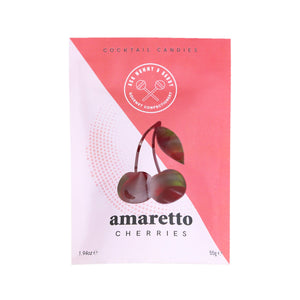 Amaretto Cherries