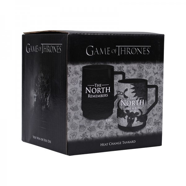 Game Of Thrones Map Mug (North Remembers)