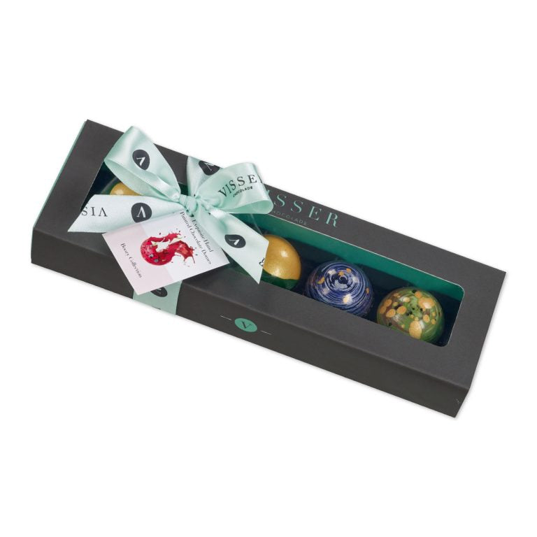 Deluxe gift box (5 alcoholic Picasso chocolates)