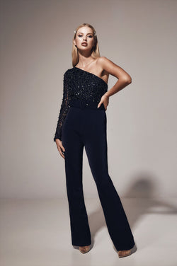 KIANNA BEADED JUMPSUIT jumpsuit KIANNAMAGELAKI