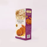 SUGAR LESS COOKIES