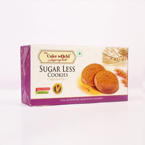 Sugar-less Cookies