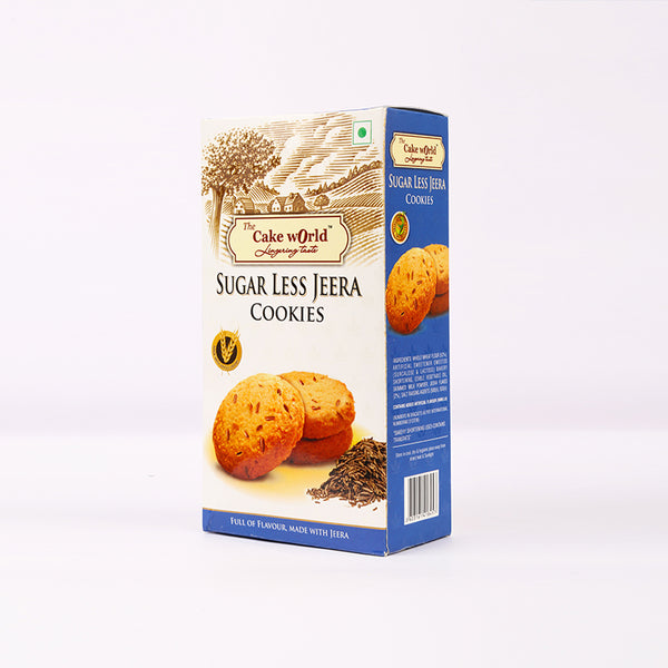SUGAR LESS JEERA COOKIES