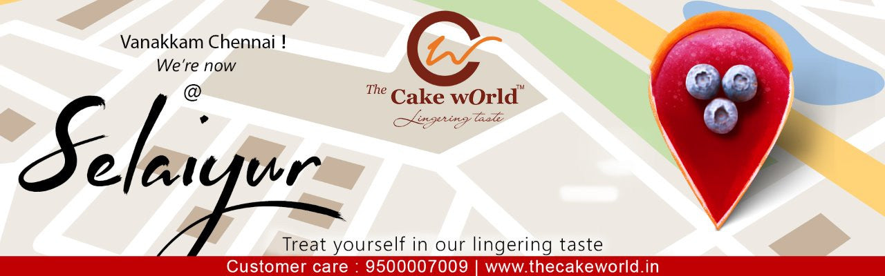Cake Shop in Chennai