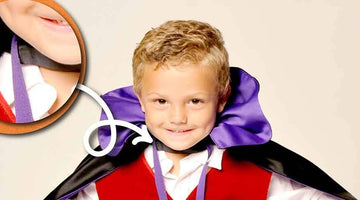 DIY Vampire Costume for Kids