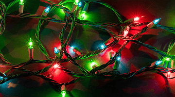 How to Store Christmas Lights and Prevent Tangling