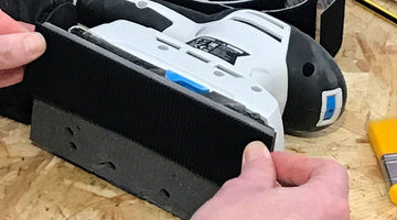 How to Fix a Worn Out Sander