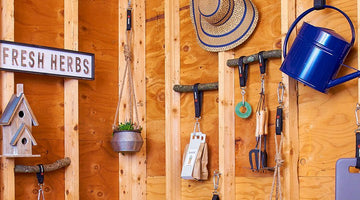 Top Tips for Organising Your Shed for Winter