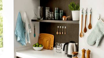 5 Insanely Easy Kitchen Organisation Hacks