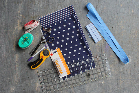 Materials Busy Bag