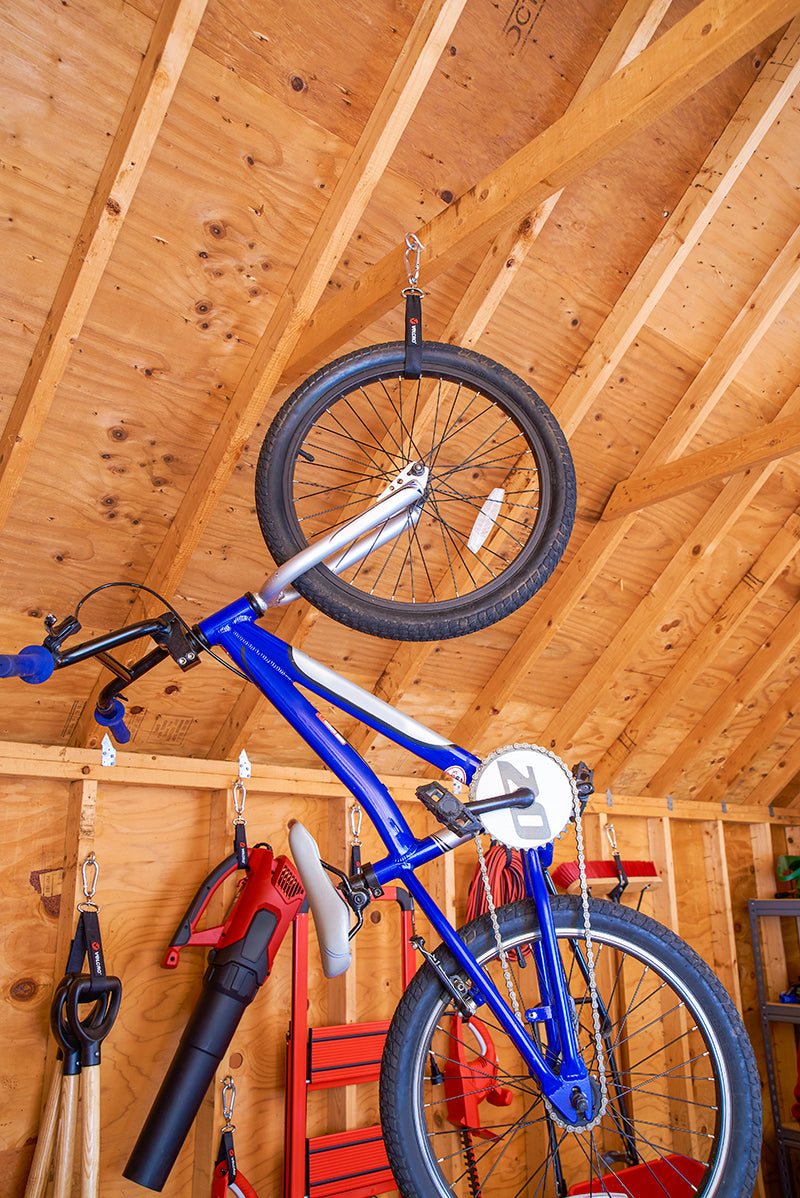 Bike Storage in a Garage