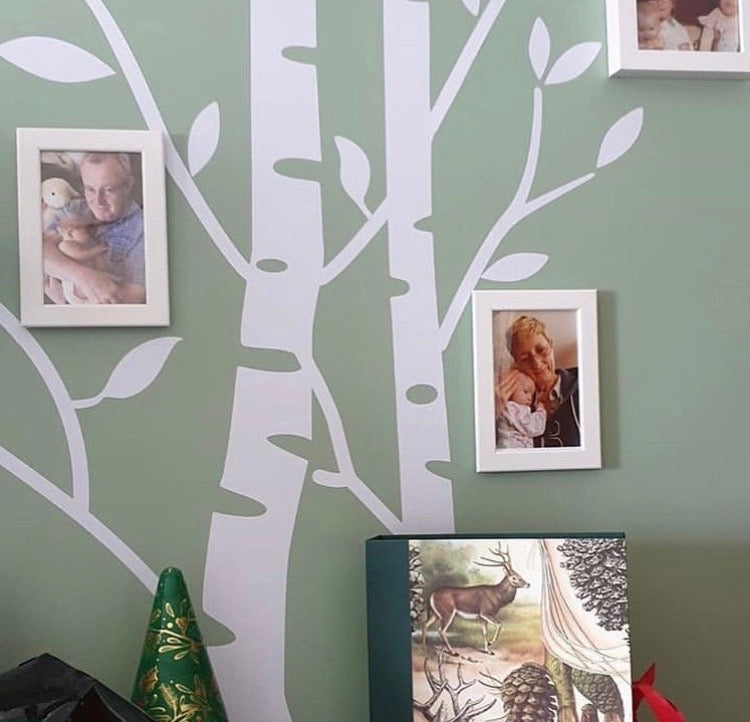 Family Themed Gallery Wall Idea