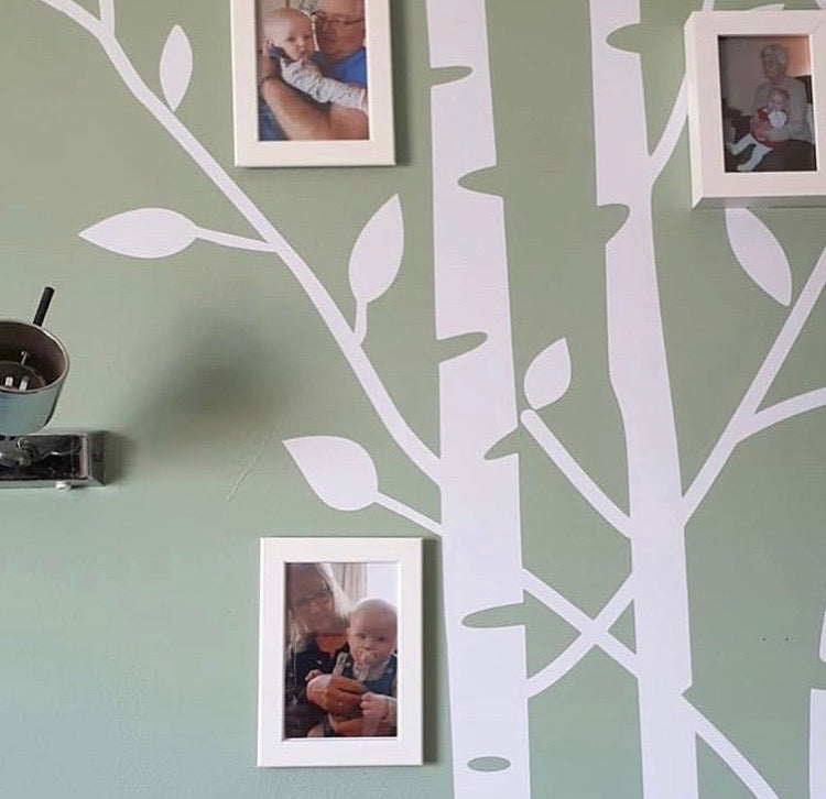 Family-Themed Gallery Wall Ideas