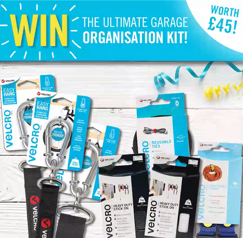 Win a Garage Organization Kit