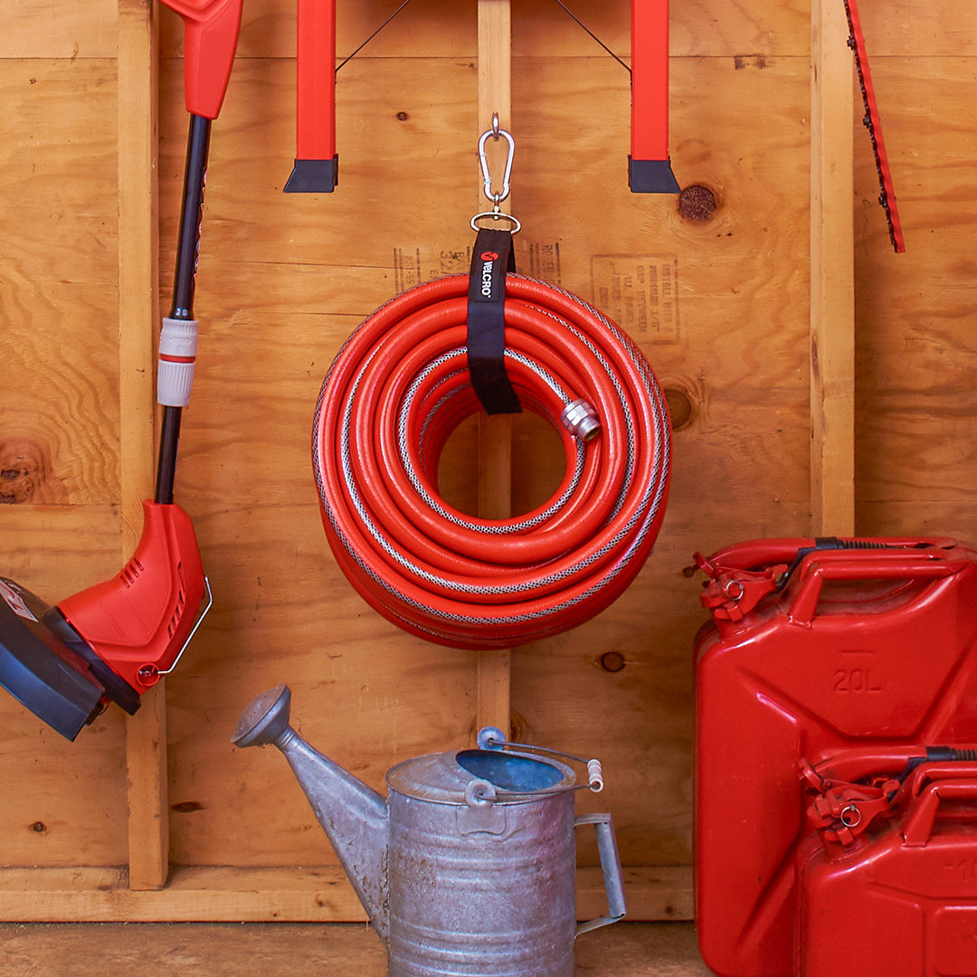 Shed Organisation - Garden Hose November Gardening jobs