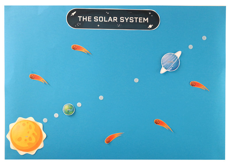 Put the Planets in Order - Classroom Activity Idea