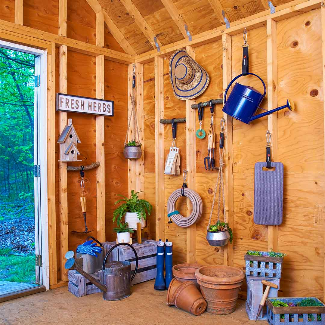 Organising Your Garage or Shed for Autumn