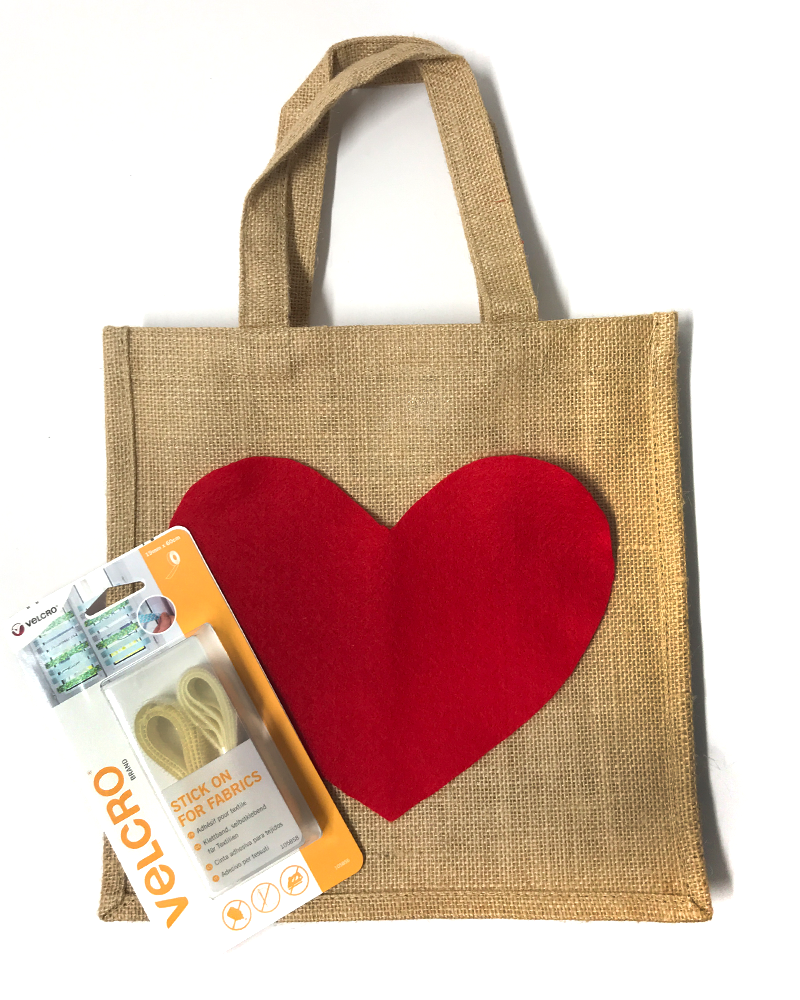 Valentine's Day Gift Bag Idea - Step 3