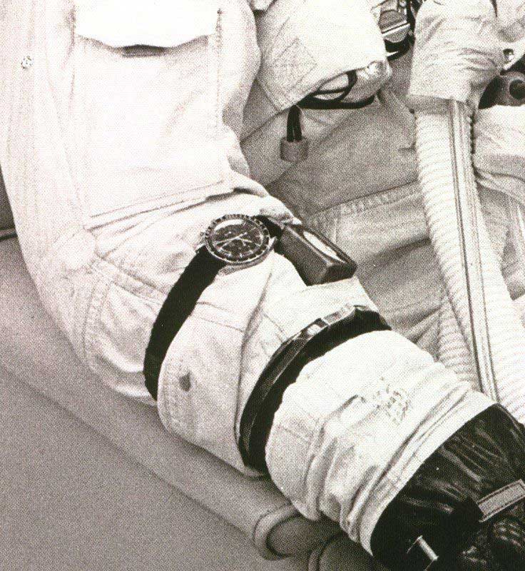 VELCRO® Brand Fasteners on an Astronaut's Spacesuit