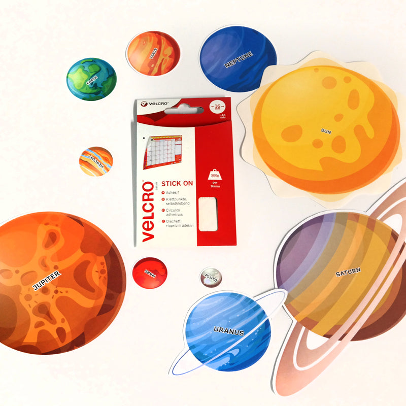Put the Planets in Order - Classroom Activity Idea - What You Need