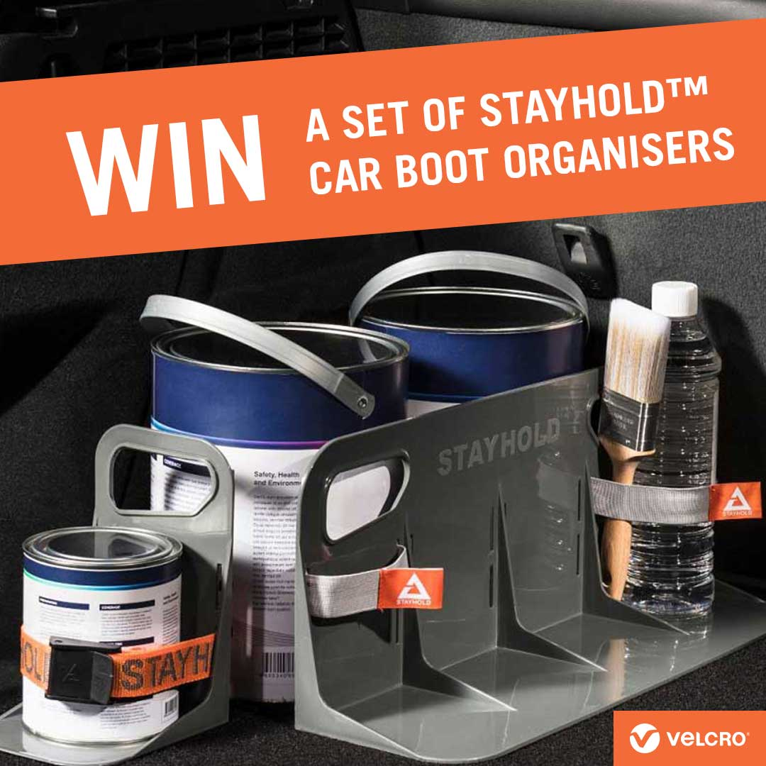 Win a STAYHOLD™ Super Pack