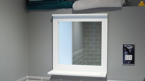 Step 2 Pick A Mirror with Storage Solutions