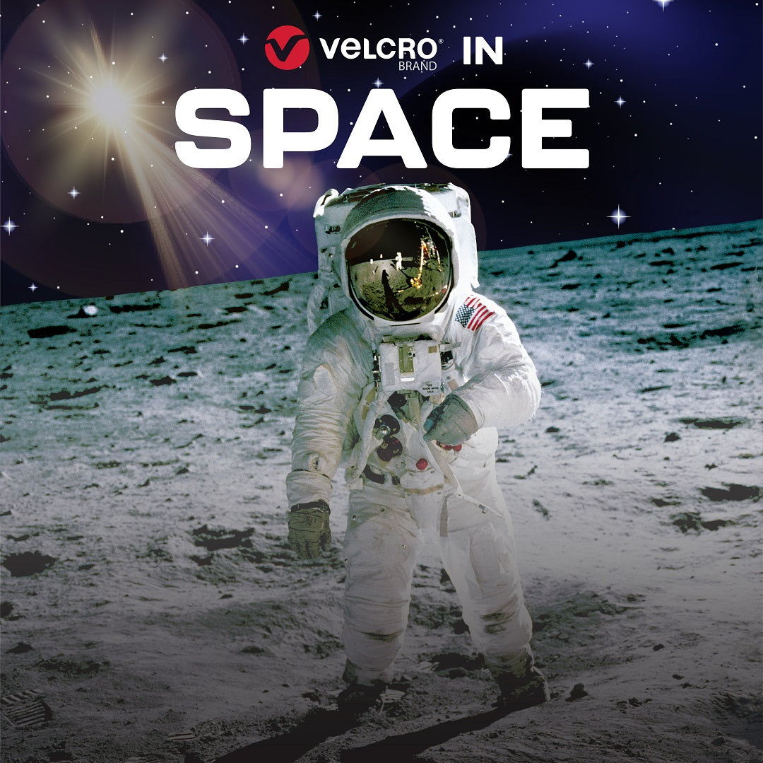 Uses of VELCRO® Brand Fasteners in Space