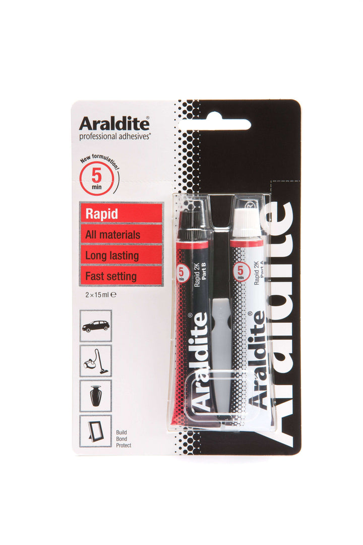 Araldite® Rapid Tube 15ml X 2