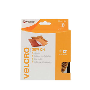 Tape - VELCRO® Brand Sew On Tape 5m In Beige
