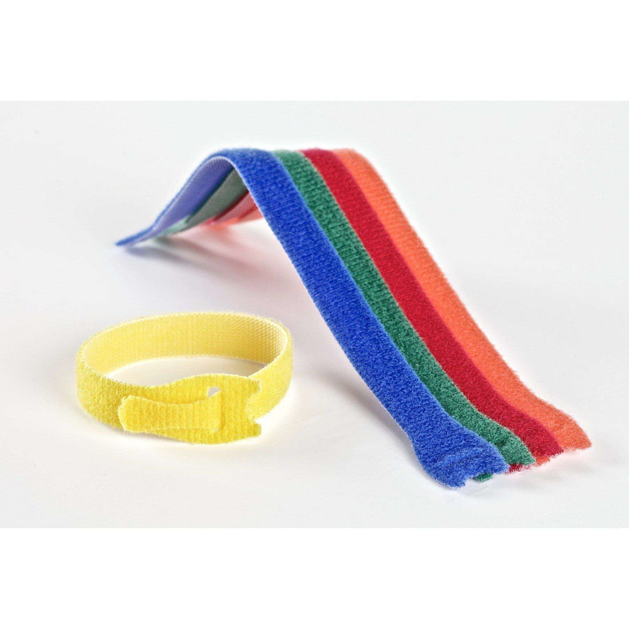Ties - VELCRO® Brand ONE-WRAP® Reusable Ties Multi-Colour (Pack Of 5)