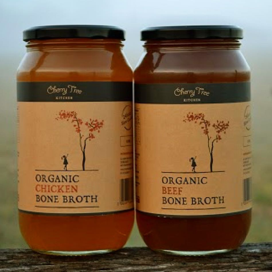 Cherry Tree Kitchen Bone Broth