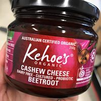 Kehoe's Kitchen Cashew Cheese