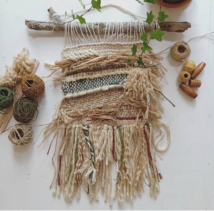 Medium Loom Workshop Full Day Saturday 9th May