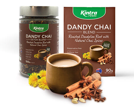 Kintra Roasted Dandy Chai Blend 150g