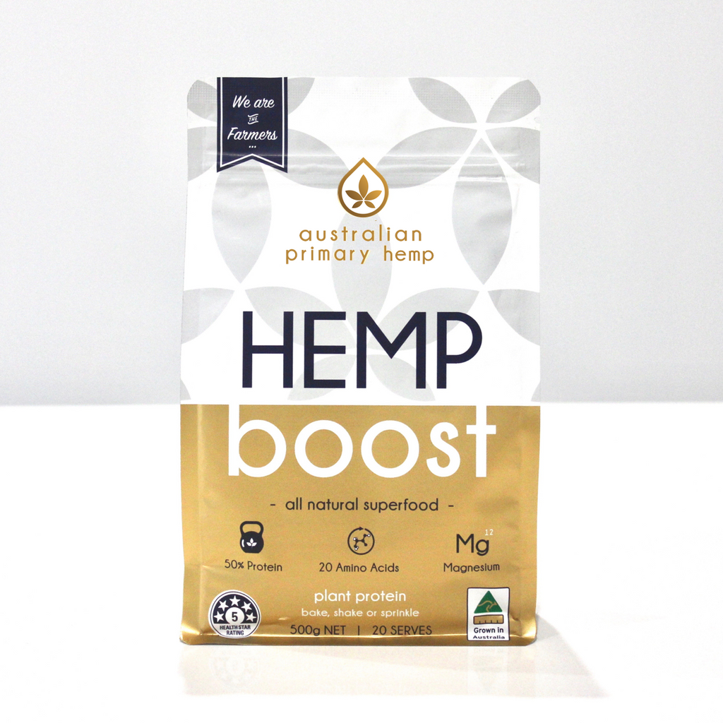 Australian Primary Hemp Boost 500g