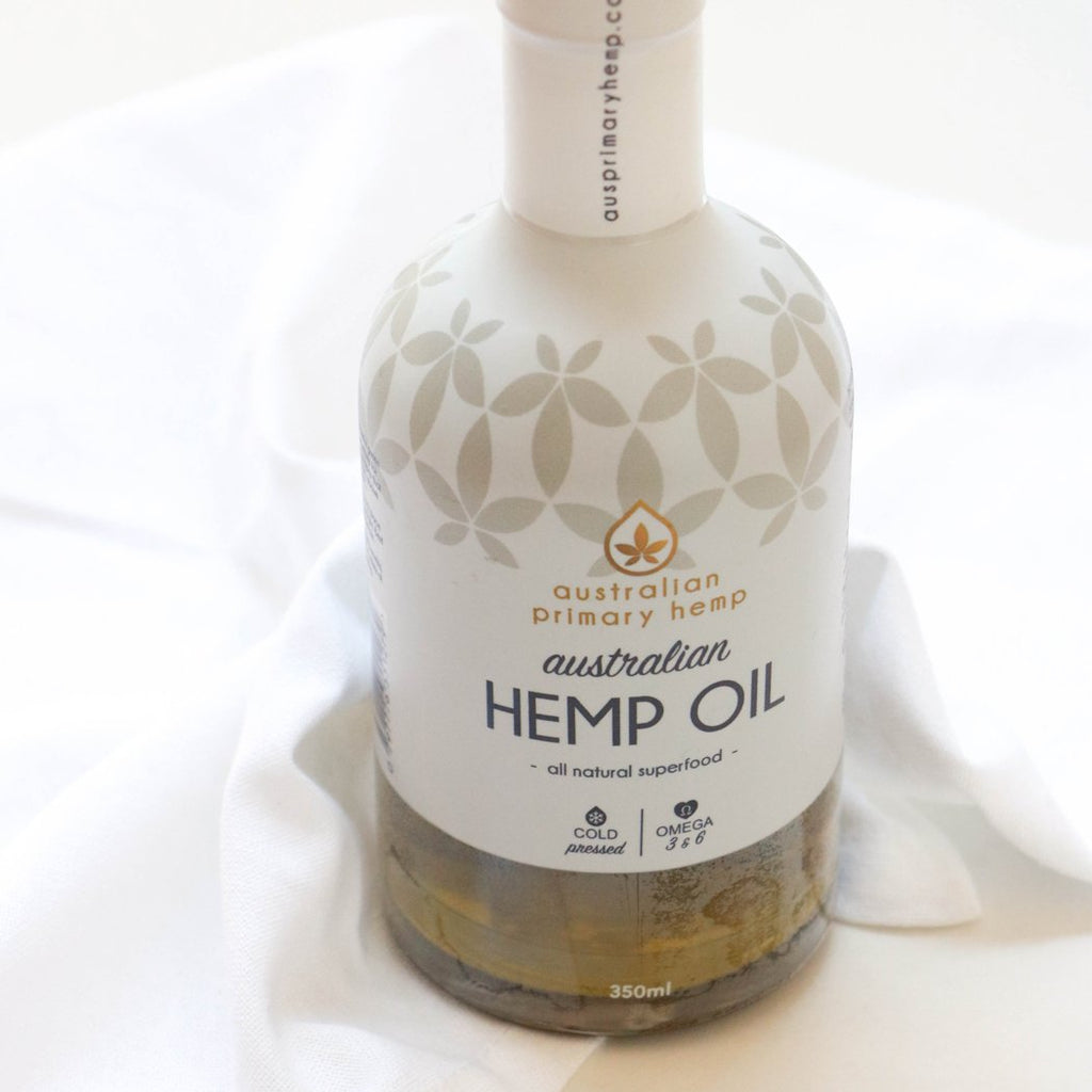 Australian Primary Hemp Oil 350g