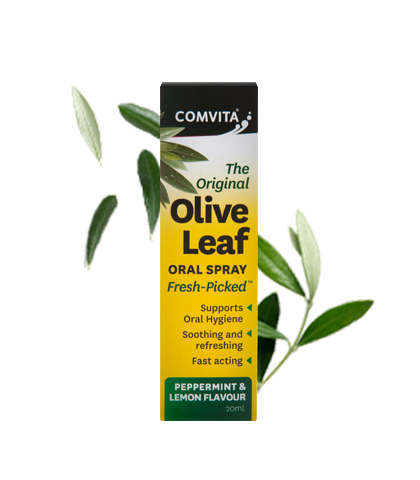 ComVita Olive Leaf Extract Oral Spray (Medi Olive 66) 20ml