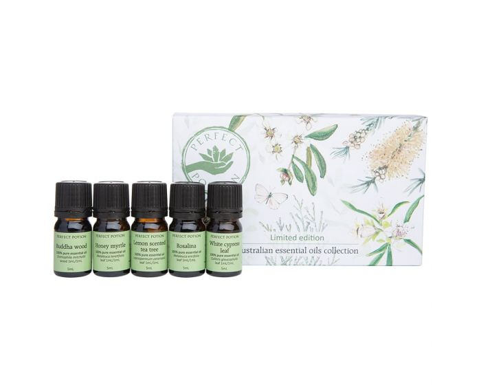 Perfect Potion Australian Oils Kit Limited Edition