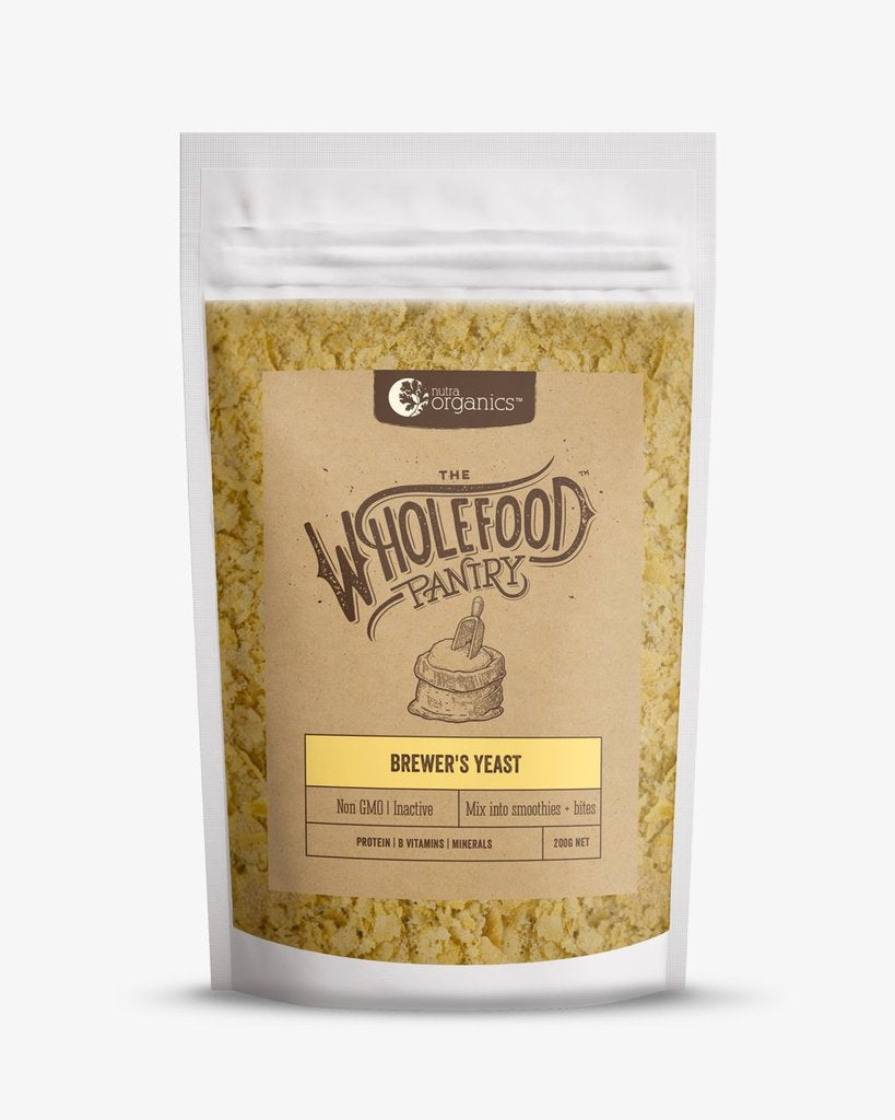 The Wholefood Pantry Brewers Yeast 200g
