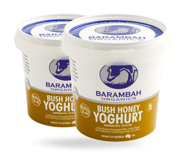 Barambah Bush Honey Yoghurt