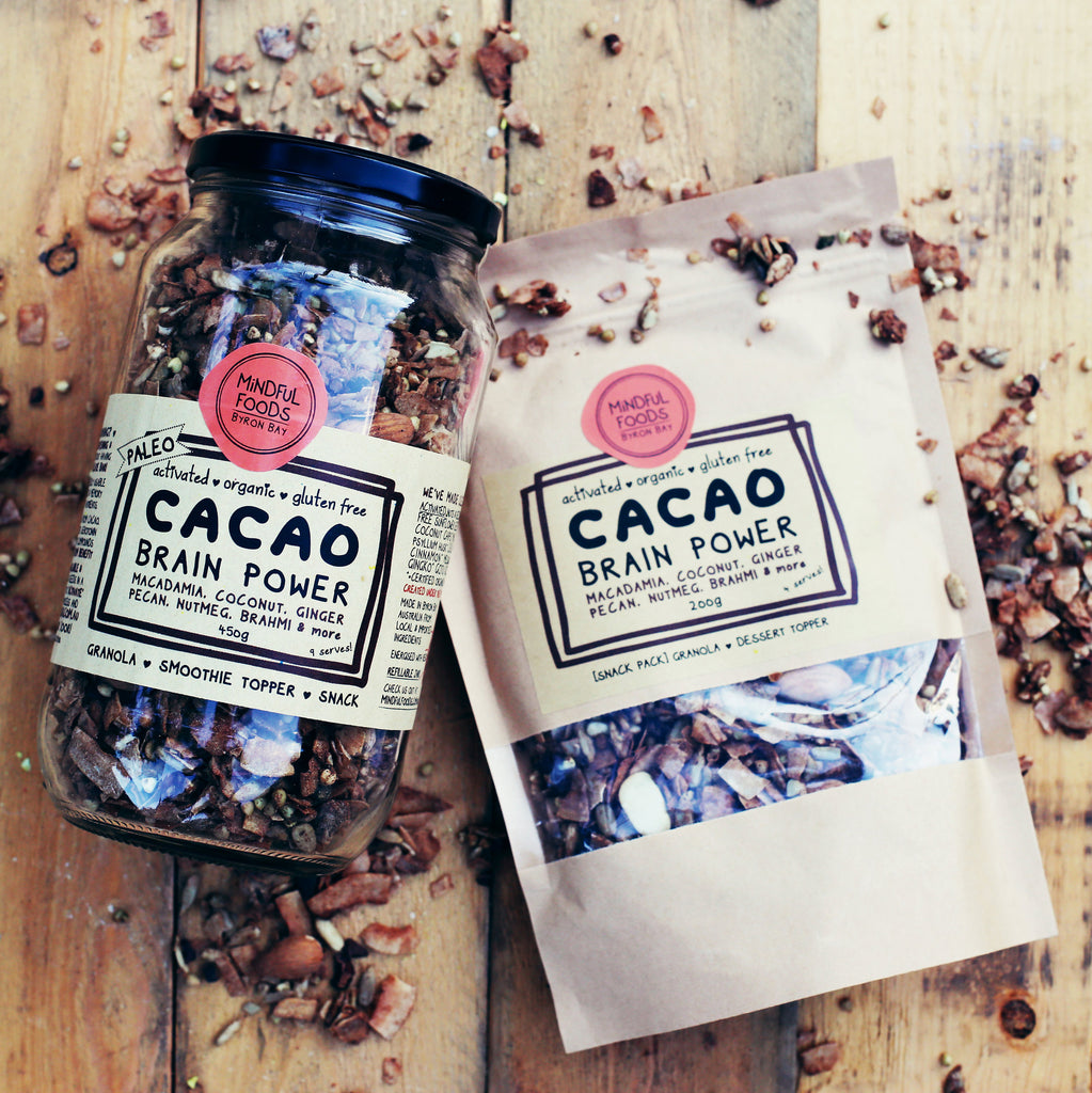 Cacao Brain Power