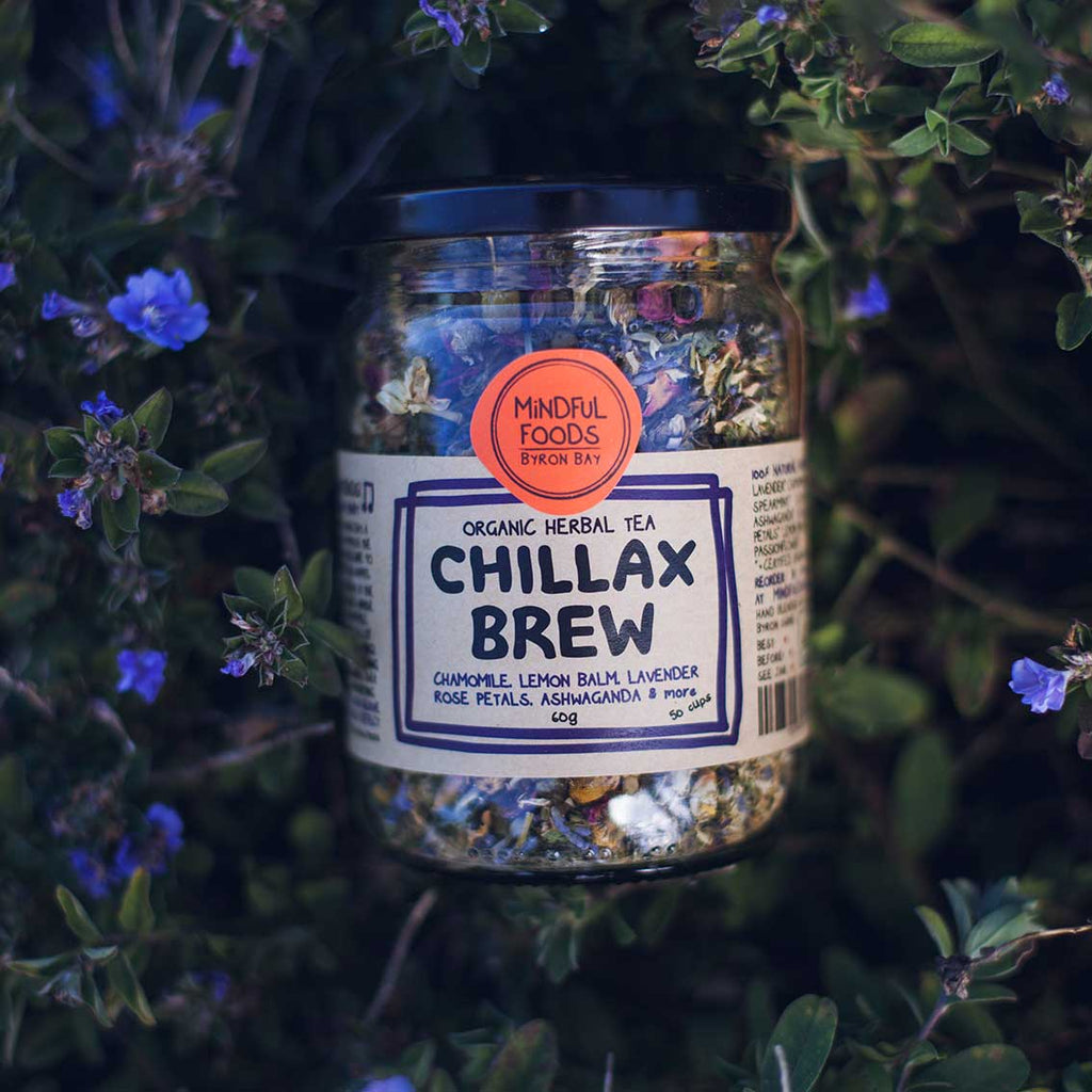 Chillax Brew 60g Jar