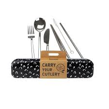 Retrokitchen Carry Your Cutlery
