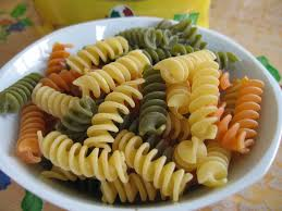 Organic Fusilli with Tomato & Spinach