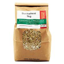 Kindred Organics Australian Buckwheat Hulled