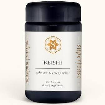 Superfeast - Reishi 50g Jar