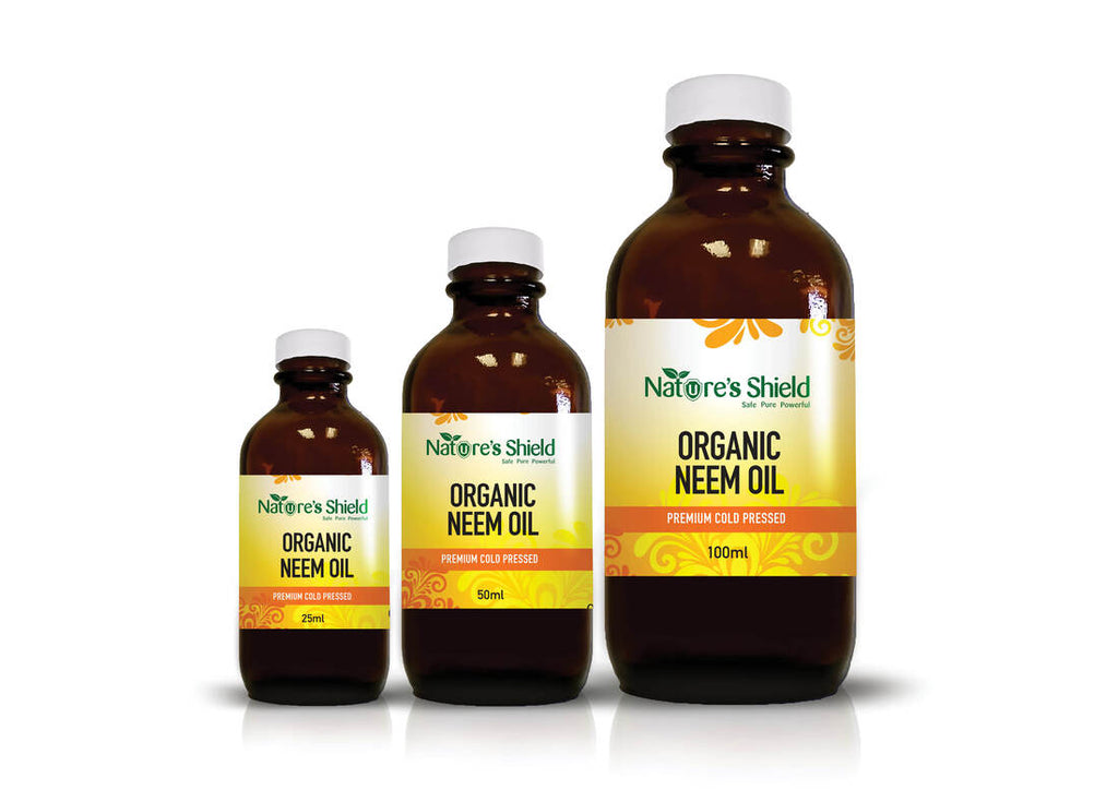 Nature's Shield Wildcrafted Neem Oil 25ml