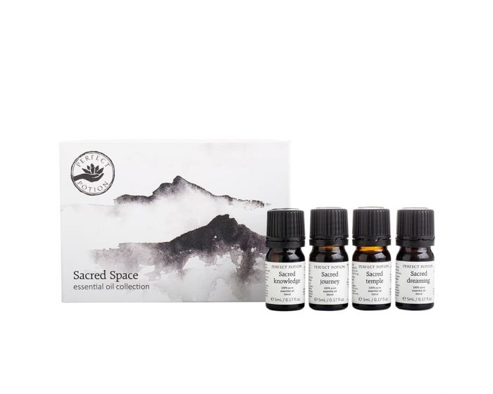 Sacred Space Essential Oil Collection